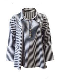 Camisa Triângulo Listrada