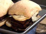 Braised Pork Belly Sandwich with Pesto Mayo Recipe : Aaron McCargo, Jr. : Recipes : Food Network