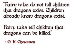 Dragons quote
