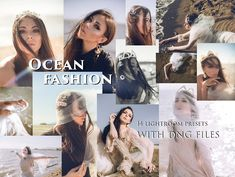 Ocean Fashion portraits Lr presets by Photos&Presets Selling Photos, Photography Projects, Photo Effects, Fashion Portraits, Photoshop Actions, Lightroom Presets, Your Photos, Photoshoot