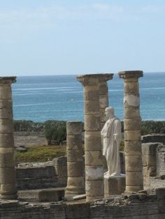Baelo Claudia fundada en el s.II a.C Tarifa  Andalucia  Spain