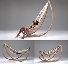 Image result for swing chair stand