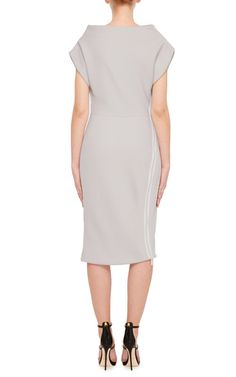 Nero Cocktail Dress by MATICEVSKI Now Available on Moda Operandi