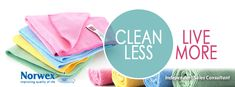 LOVE these products and this blog!!  Norwex Dusting Mitt for Screen Cleaning! » Work with Water