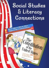 Social Studies and Literacy Connection activities. Monday, September 17th, is Constitution Day,