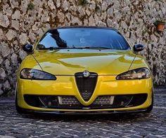 Alfa Romeo Brera, Alfa Romeo 147, Alfa Romeo Cars, Alfa Romeo Giulia, Tuner Cars, Transportation Design, Amazing Cars, Exotic Cars, Motor Car