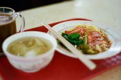 Singapore - Marina bay food hawkers, yummmmmm!