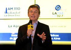 En la presentación de la programación 2015, medios públicos de la Ciudad.