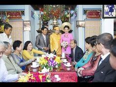 Đám cưới diễn viên Lê Khánh| Lễ rước dâu về Tiền Giang