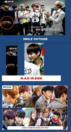 Careful!! Kookie has business when it comes to Taehyung TT | allkpop Meme Center