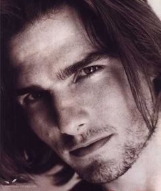 Tom Cruise - he may be crazy, but he's hot!