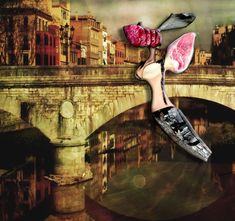 L E M A Ï S A - G A L E R I E Ballet Shoes, Dance Shoes, Fashion, Artist, Ballet Flats, Dancing Shoes, Moda, Fashion Styles, Ballet Heels