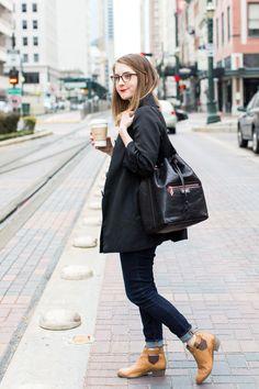 bucket bag, MZ Wallace giveaway | Sugar & Cloth