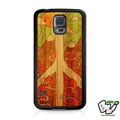 Imagine Art In Wood Samsung Galaxy S5 Case