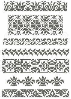 Thrilling Designing Your Own Cross Stitch Embroidery Patterns Ideas. Exhilarating Designing Your Own Cross Stitch Embroidery Patterns Ideas. Border Embroidery, Floral Embroidery, Cross Stitch Embroidery, Embroidery Patterns, Butterfly Embroidery, Paper Embroidery, Doily Patterns, Dress Patterns, Cross Stitch Borders