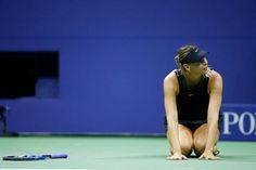 Maria Sharapova US Open 2017