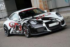 PORSCHE 911 GT3 LIVERY DESIGN DONE!