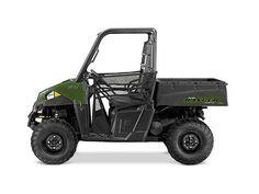 New 2016 Polaris Ranger ETX Sage Green ATVs For Sale in Michigan. 2016 Polaris Ranger ETX Sage Green, Comfort for 2 on the trails - 58-inch width and excellent utility value Plush suspension travel and refined cab comfort for 2 creates an excellent ride Efficient 31 hp ProStar EFI engine features stout low end power