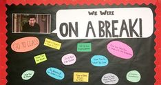 Great idea for after summer or other extended school break Friends Bulletin Board, Cute Bulletin Boards, Back To School Bulletin Boards, Ra Programming, Ra Bulletins, Ra Boards, Resident Assistant, Welcome Back To School, Res Life