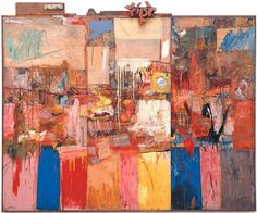 Find the latest shows, biography, and artworks for sale by Robert Rauschenberg. Robert Rauschenberg's enthusiasm for popular culture and, with his contempora… Robert Rauschenberg, Collage Kunst, Art Du Collage, Jasper Johns, Action Painting, Abstract Expressionism, Abstract Art, Nam June Paik, Neo Dada