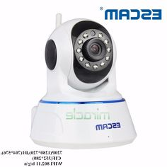 39.14$  Buy here - https://alitems.com/g/1e8d114494b01f4c715516525dc3e8/?i=5&ulp=https%3A%2F%2Fwww.aliexpress.com%2Fitem%2FEscam-QF002-HD720P-Network-WIFI-IP-Camera-Indoor-infrared-Night-Vision-P2P-Wireless-MAX-32G-TF%2F32725773459.html - ESCAM QF002 HD720P Network WIFI IP Camera  Indoor infrared Night Vision  P2P Wireless MAX 32G TF Card Security smart CCTV