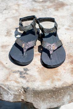 503bb150f7b74b Original Sandal Leather - Polka Dots (Photo  Who Is Apneet) Thrift Fashion
