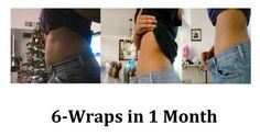"Expect ""ultimate"" results with this amazing 45-minute body Applicator! The Ultimate Body Applicator is a non-woven cloth wrap that has been infused with a powerful, botanically-based formula to deliver maximum tightening, toning, and firming results where applied to the skin. Get your wraps today box of 4 for $59 http://wrapslady.myitworks.com/shop/product/111/"