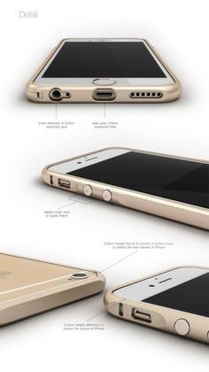 [MOD EDGE] B3 aluminum bumper case for iPhone 6 / 6 plus, 아이폰 6 / 6 플러스 알루미늄 범퍼 케이스 상세 초안 : 네이버 블로그