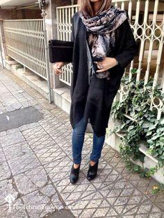tehran street style