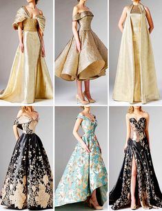 first date outfit Beautiful Gowns, Beautiful Outfits, Ball Dresses, Ball Gowns, Fantasy Gowns, Vestidos Vintage, Costume Design, Couture Fashion, Pretty Dresses