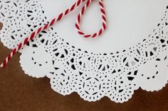 250 BULK 5.5 White Paper Doilies 35 off by mooseart on Etsy, $13.80