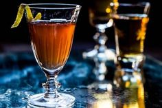 Three Sherry Cocktails to Try Around Town | 7x7