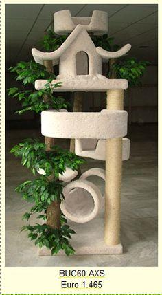 arbre chat design v g talis poteau en sisal et. Black Bedroom Furniture Sets. Home Design Ideas