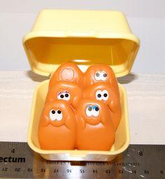 McDonalds Chicken Nugget Toy