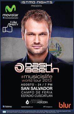 Dash Berlin @ El Salvador