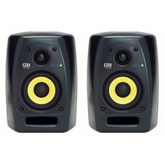 KRK VXT 4 (Pair) Studio Monitor @ INR 51443. Drawing upon the design characteristics of our Expose E8B, the new VXT Series of monitors consists of three models, the VXT4, VXT6, and VXT8. With a visually striking enclosure design that is equally functional, providing low resonance, improved structural integrity and extended low-end, slotted ports for reduced port turbulence.