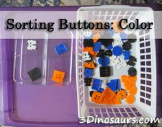 Sorting Buttons: Color