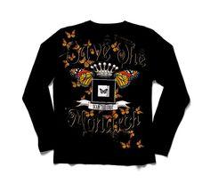 Butterflies Flying, Crown, Sweatshirts, Sweaters, T Shirt, Shopping, Fashion, Supreme T Shirt, Moda