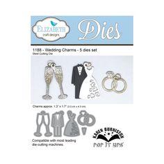 Wedding Charms Steel Cutting Die