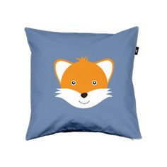 Cushion cover - Foxy - Cushion cover for child's room