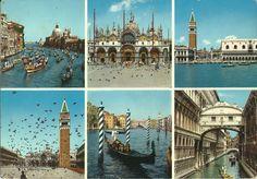 cartolina venezia - Cerca con Google