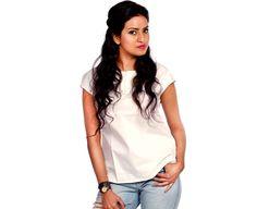 The Kickback #White #Shirt for #Women available in #Mumbai through crisp.clothing