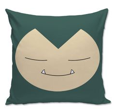 Now after long and exhausting pokemon hunting you can rest with your fauvorite pokemon pillow. This superior quality pillow is handemade in Europe by us. The fabric is velvet, soft but not sleek, colors are vivid. FREE CUSTOMIZATION: Customization of print is available, please write us a massage with whatever you want, we wil be happy to help you.  PILLOW:  Size: 16x16inch - 40cm x 40cm - 20x20inch - 50cm x 50cm 24x24inch - 60cm x 60cm  Elongate snorlax pillow: 11x15 15x23   -Fabric: Velvet…