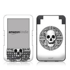 Bite Design Protective Decal Skin Sticker for Amazon Kindle Keyboard / Keyboard 3G (3rd Gen) E-Book Reader - High Gloss Coating by MyGift. $16.99. This scratch resistant skin sticker used High Gloss Coating which is the standard glossy finish and helps to protect your Kindle Keyboard / Keyboard 3G (3rd Generation - release in July 2010) E-Book Reader while making an impression. Self-adhesive plastic-coated skins cover the front and back surfaces of the Kindle 3rd Generation ...