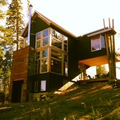 Project: Lorimer Cottage Location: Ottawa Valley, Ontario Product: Zinc Architect: Gord Lorimer ( Barry Hobin and Associates )