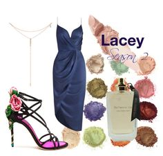 """""""Lacey    S02Chp15"""" by andyryan on Polyvore featuring Dolce&Gabbana, Zimmermann, Tacori and Maybelline"""