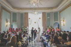 Boda en Castillo Santa Catalina Málaga … Amaya+Daniel Cata, Table Decorations, Wedding, Home Decor, Saints, Living Room Blue, Blue Living Rooms, Civil Ceremony, Wedding Ceremonies
