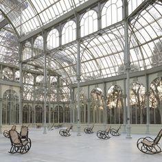 Splendide Hotel by Dominique Gonzalez Foerster - Palacio de Cristal