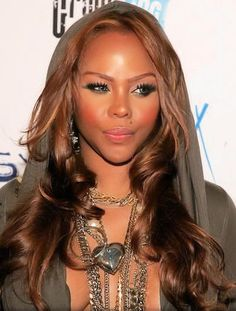 Lil Kim I love the pee surgery Kim better, but it's still the Queen Bee!