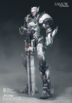 Commission: XPU100 Lancelot